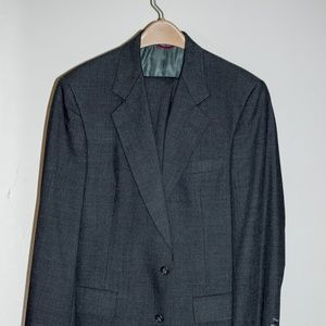 VTG THE HIGHLANDER Hart Schaffner & Marx Suit